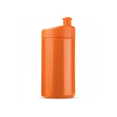 Sportbidon design 500ml oranje