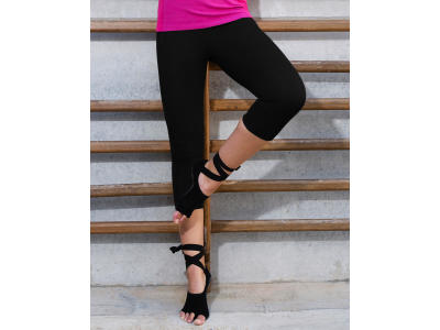 Women's Fashion Fit 3/4 length Legging