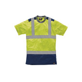 High visibility two tone t-shirt