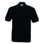 65/35 Pocket Polo Black S