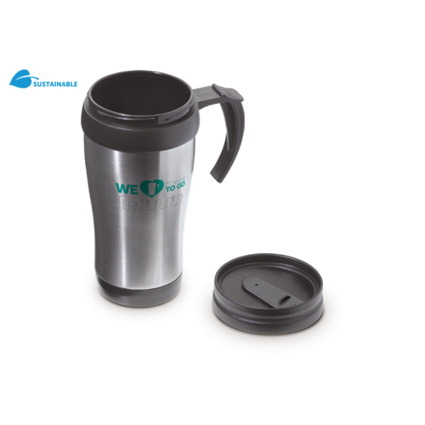 Thermobeker Metaal 350ml