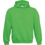 B&c hooded real green l