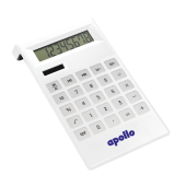 Calculator white, Apollo