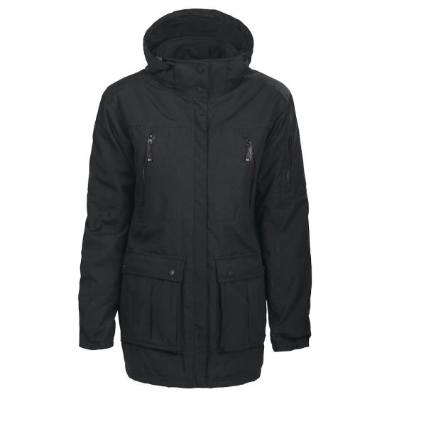 PEAK HILL JACKET LADY BLACK L
