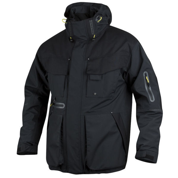 4411 PARKA BLACK 3XL