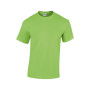 Heavy cotton™ classic fit adult t-shirt lime xxl