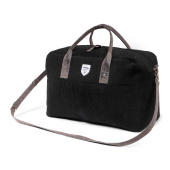 Vintage Ribble Weekend Bag Black