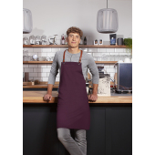 Bib Apron Green-Generation from Recycled Plastic 70 x 85 cm
