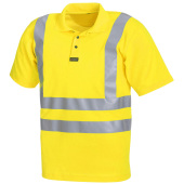Piqué Polo High Vis klasse 2
