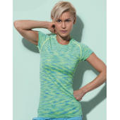 Women's Active Seamless Raglan T-shirt