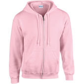 Heavy blend™classic fit adult full zip hooded sweatshirt