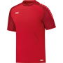 T-shirt Champ L rood/donkerrood