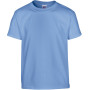 Heavy cotton™ classic fit youth t-shirt carolina blue (x72) 5/6 (s)