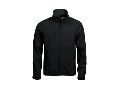 Basic Softshell Jacket Jackets