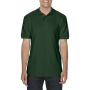 Gildan Polo Double Pique Softstyle for him forest green S