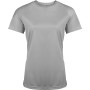 Functioneel damessportshirt fine grey xl
