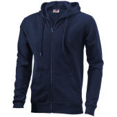 Utah full-zip sweater met capuchon