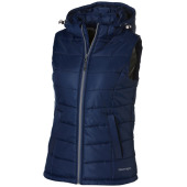 Mixed Doubles geïsoleerde dames bodywarmer