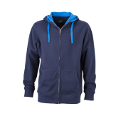 Men's Lifestyle Zip-Hoody
