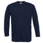 Exact 190 lsl t-shirt navy xl