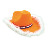 Cowboyhoed Holland oranje