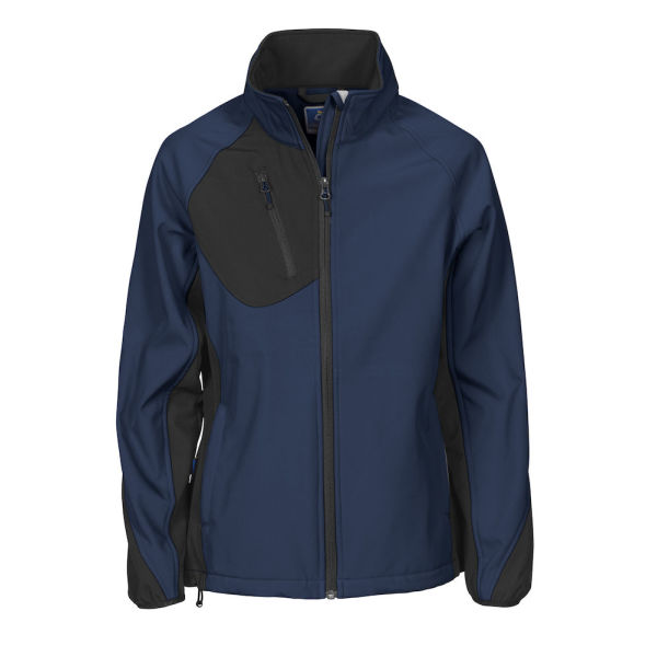 2423 SOFTSHELL JACKET WOMEN'S