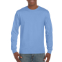 Gildan T-shirt Ultra Cotton LS carolina blue S
