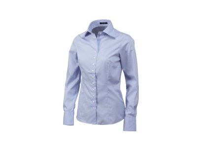 Blouse 100% Katoen Slim Fit