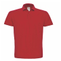 ID.001  - Polo Shirt Red 4XL