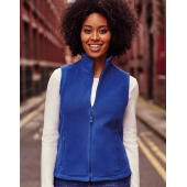 Ladies Gilet Outdoor Fleece