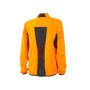 Ladies' Running Jacket fluor-oranje/zwart