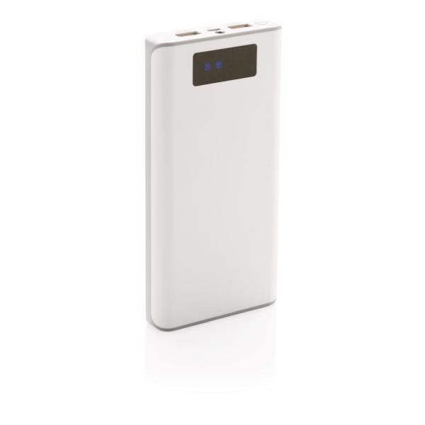 20.000 mAh powerbank met display