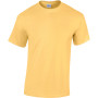 Heavy cotton™ classic fit adult t-shirt yellow haze m