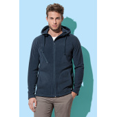 Stedman Polar Fleece Cardigan Hooded for him