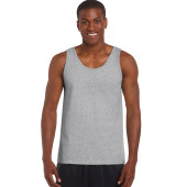 Softstyle® euro fit adult tank top white s