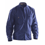 5601 Worker shirt polyester Navy s