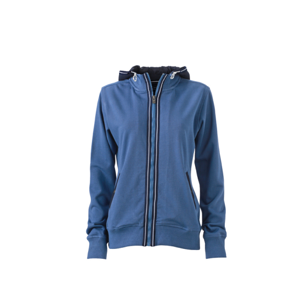 Ladies' Hooded Jacket