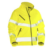 1278 Softshell Jacket Hi-Vis Kl.3 Jackets