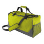 Multisporttas dark grey / burnt lime 55 x 32 x 26 cm