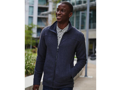 Parkline Mini Stripe Fleece