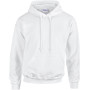 Heavy blend™ classic fit adult hooded sweatshirt white l