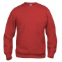 Basic roundneck rood 3xl