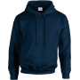 Heavy blend™ classic fit adult hooded sweatshirt navy xl