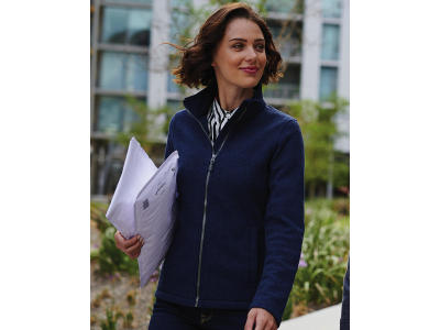 Women's Parkline Mini Stripe Fleece
