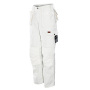 2159 Trouser HP White Line  White D120