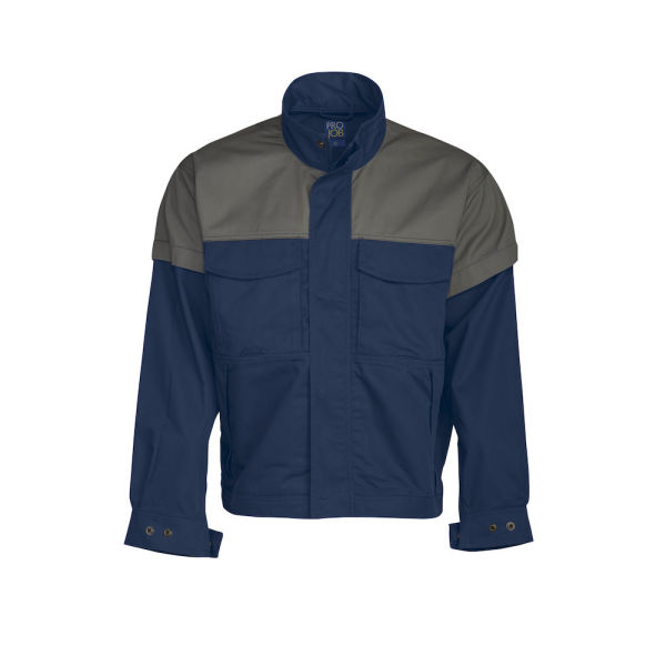 4402 SHORT JACKET NAVY XS