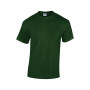 Heavy cotton™ classic fit adult t-shirt forest green l