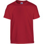 Heavy cotton™ classic fit youth t-shirt cardinal red (x72) 9/11 (l)