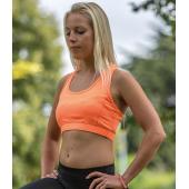 Impact Ladies Softex® Crop Top