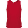 Herensporttop red xxl